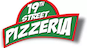19th Street Pizzeria logo