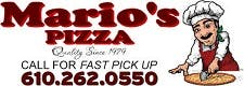 Mario's Pizza Shop