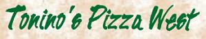 Tonino's Pizza logo