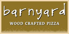 Barnyard Wood Crafted Pizza