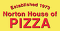 Norton House of Pizza logo