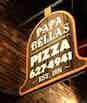 Papa Bella's Pizza logo