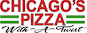 Chicago's Pizza With A Twist logo