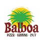Balboa Pizza  logo