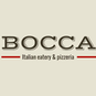 Bocca Italian Eatery & Pizzeria logo