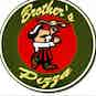Brother's Pizza Greencastle logo