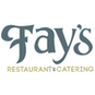 Fay's Restaurant logo