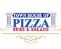Town House of Pizza logo
