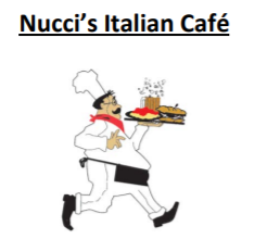 Nucci's Italian Cafe & Pizza