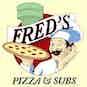 Fred's Pendleton Pizza logo
