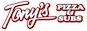 Tony's Pizza & Subs logo