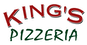 King's Pizzeria logo
