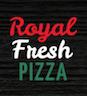 Royal Fresh Pizza logo