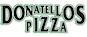 Donatello's Pizza logo
