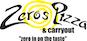 Zero's Pizza logo