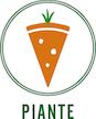 Piante Pizzeria logo