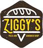Ziggy's Pizza & Snadwich Shop logo