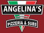 Angelina's Pizza & Subs logo
