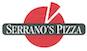 Serrano's Pizza logo