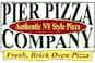 Pier Pizza Co logo