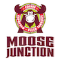Moose Junction Coffee & Pizza logo