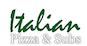 Italian Pizza & Subs logo