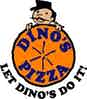 Dino's Pizza logo