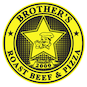 Brother's Roast Beef & Pizza - Abington logo