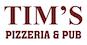Tim's Pizzeria & Pub logo