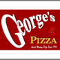 George's Pizza logo