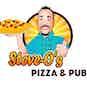 Steve O's Pizza & Pub logo
