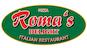 Roma's Delight logo