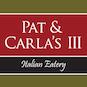 Pat & Carla's III logo