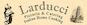 Larducci Pizzeria logo