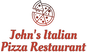 John's Italian Pizza Restaurant logo