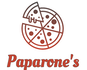 Paparone's logo