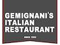 Gemignani's Italian Restaurant logo