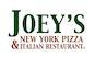 Joey's New York Pizza & Italian Restaurant logo