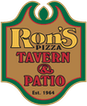 Ron's Pizza & Ribs logo