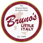 Bruno's Little Italy logo