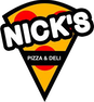 Nick's Pizza & Deli logo