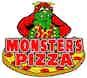 Monster's Pizza logo