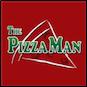 The Pizza Man logo