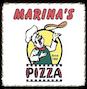 Marina's Pizza Of Westland logo