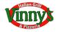 Vinny's Italian Grill logo