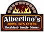 Albertino's Brick Oven Eatery logo