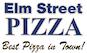 Elm Street Pizza logo