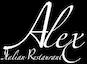 Alex's Italian Restaurant & Brick Oven Pizza logo