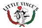 Little Vince's Pizza logo