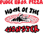 Pudge Bros Pizza - DTC logo